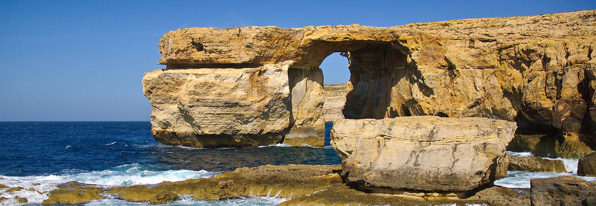 The Azure Window Dwejra Gozo
